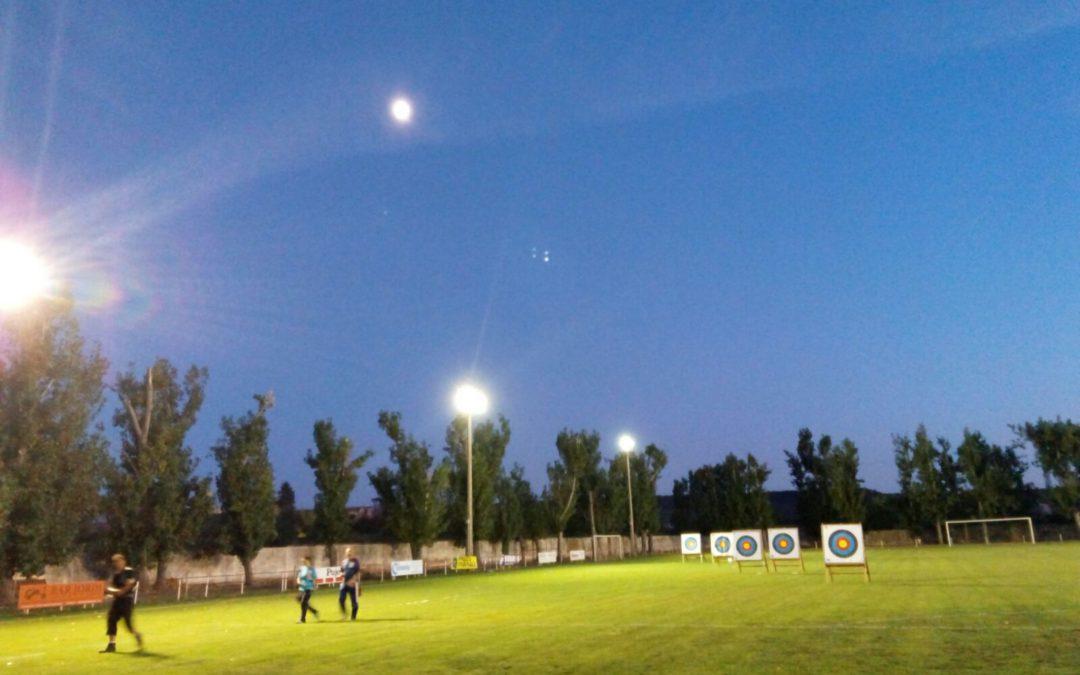 Round900 nocturn a Puigverd de Lleida